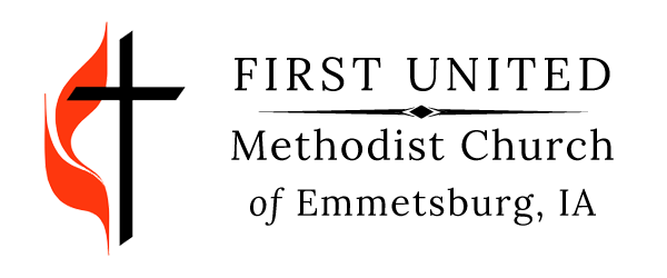 first united methodist church of emmetsburg logo